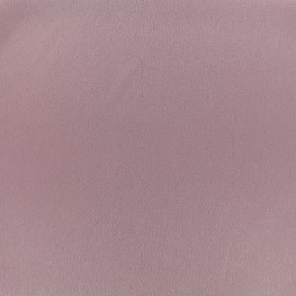 Crepe with satin reverse side Fabric - light purple x 10cm