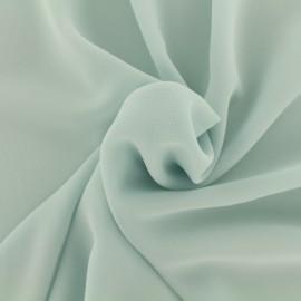 ♥ Coupon 290 cm X 150 cm ♥ Tissu crêpe léger ciel tendre