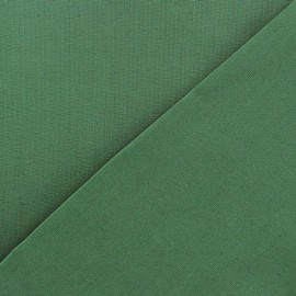 Cotton Fabric - sage green x 10cm