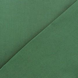 Tissu Coton uni - vert sauge x 10cm