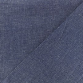 Tissu jeans fluide - denim x 10cm