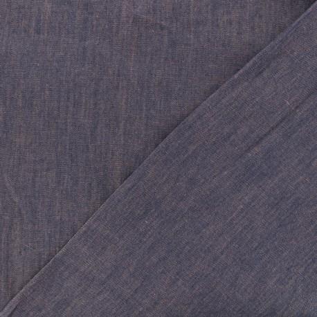 Tissu light jeans denim x 10cm