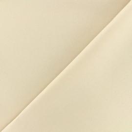 Tissu Burling - rose poudré x 10cm