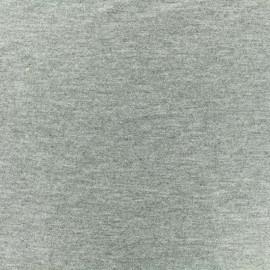 Tissu jersey Bambou Oeko-Tex - gris x 10cm
