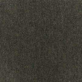 Tissu tailleur Gustave - brun x 10cm