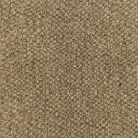 Tissu tailleur Gustave - noisette x 10cm