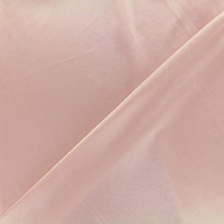 Lining jersey fabric - nude x 10cm
