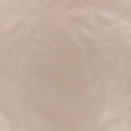 Tissu toile parachute Glossy - vieux rose x 10cm