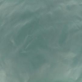 Glossy polyester fabric - eucalyptus x 10cm