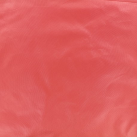 Glossy polyester fabric - lipstick x 10cm
