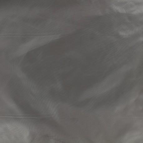 Glossy polyester fabric - mochachino x 10cm