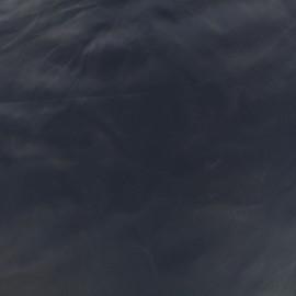 Tissu toile parachute Glossy - navy x 10cm