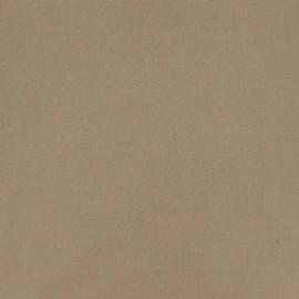 Tissu Coton uni chataigne x 10cm