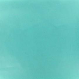 Tissu PUL certifié Oeko-tex - turquoise x 10cm