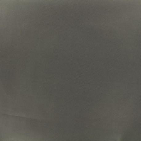 Oeko-tex certified PUL coated fabric - grey x 10cm