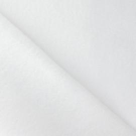 Tissu Feutrine blanc x 10cm