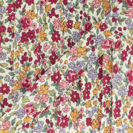 Biais fleuri C19