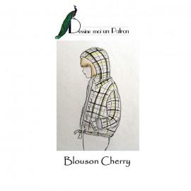 Patron Dessine moi un patron Blouson - Cherry