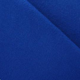 Tissu Feutrine bleu x 10cm