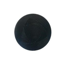 Bouton polyamide Lana - noir