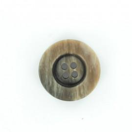 Polyamide button Lana - black