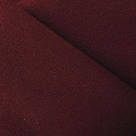 Felt Fabric - Bordeaux x 10cm