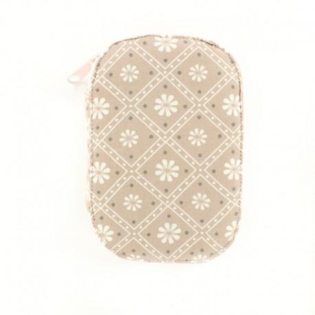 Sewing kit  Indie - pink