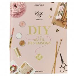 """Livre """"DIY au fil des saisons"""""""