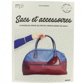 """Livre """"Sacs et accessoires - 14 modèles"""""""