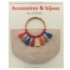 """Book """"Accessoires & bijoux au crochet"""""""
