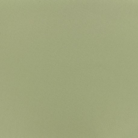 Tissu Burling - vert sauge x 10cm