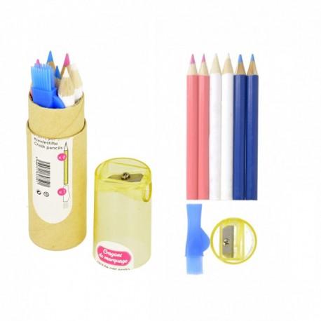 Pencil transfer - sewing hobbies