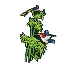Thermocollant Oiseau des villes