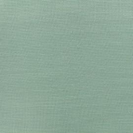 Tissu poly lin Maryland spécial rideaux - jade x 10cm