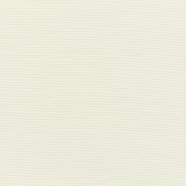 Tissu poly lin Maryland spécial rideaux - blanc x 10cm