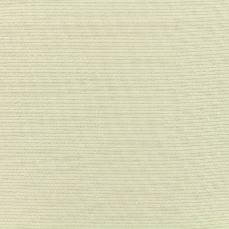 Maryland Poly linen Fabric special curtains - natural x 10cm