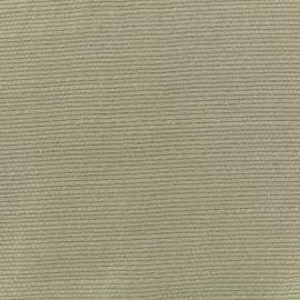 Tissu poly lin Maryland spécial rideaux - beige x 10cm