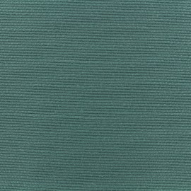 Tissu poly lin Maryland spécial rideaux - celadon x 10cm