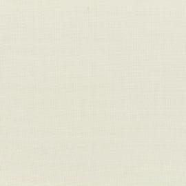 Tissu voilage poly lin Art Lino spécial rideaux - blanc x 10cm