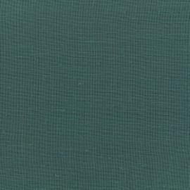 Tissu voilage poly lin Art Lino spécial rideaux - céladon x 10cm