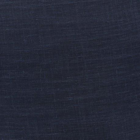 Tissu voilage poly lin Art Lino spécial rideaux - klein x 10cm
