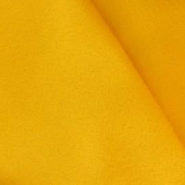 Tissu Feutrine jaune x 10cm