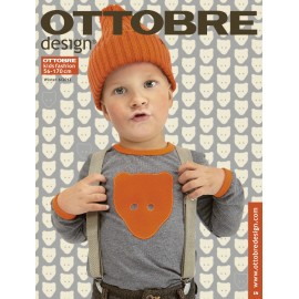 Ottobre Design kids sewing pattern - 6/2013