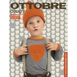 Ottobre Design kids sewing pattern - 6/2013