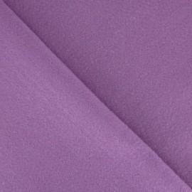 Tissu Feutrine lilas x 10cm