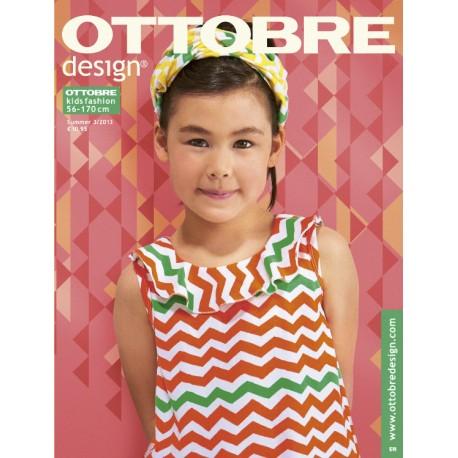 Ottobre Design kids sewing pattern - 3/2013