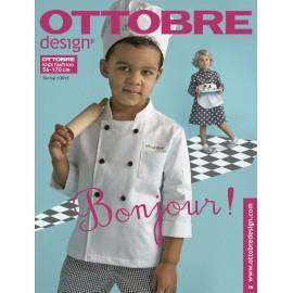 Ottobre Design kids sewing pattern - 1/2013
