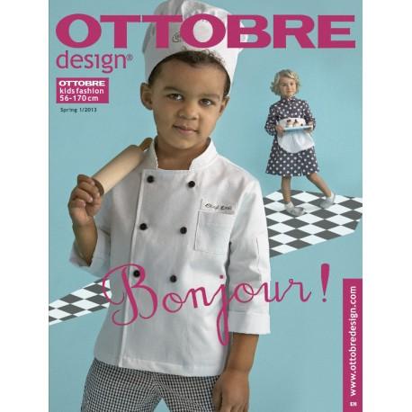 Patron Enfants Ottobre Design - 1/2013