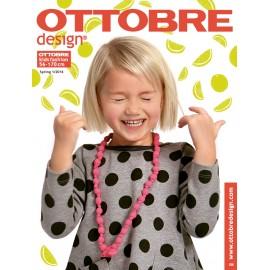 Patron Enfants Ottobre Design - 1/2014