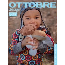 Patron Enfants Ottobre Design - 4/2014
